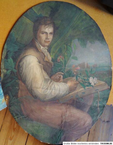 2013/108 Alexander von Humboldt - Süedsauerlandmuseum Attendorn