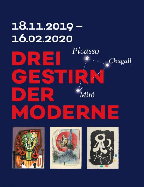 Dreigestirn der Moderne – 18.11.2019 bis 16.02.2020 - suedsauerlandmuseum - attendorn