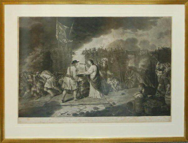II 273 Freidrich Wilhelm Kurfürst von Brandenburg vor Anklam - Süedsauerlandmuseum Attendorn