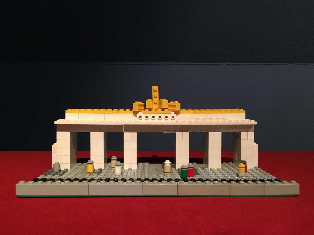 """""""Europäische Wahrzeichen"""" Baukunst im Kartonmodellbau 4"""