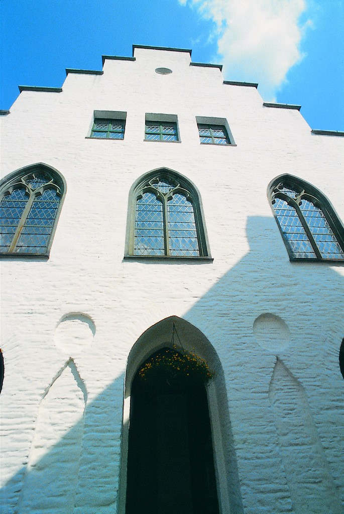 Altes Rathaus Attendorn Fassade
