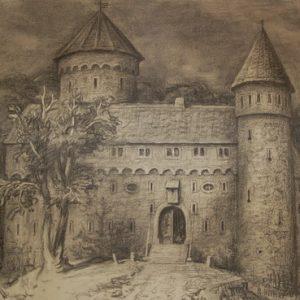 Zeichnung R. Bicher Waldenburg