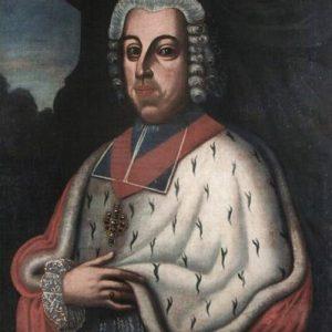 Kurfürst Clemens August von Bayern
