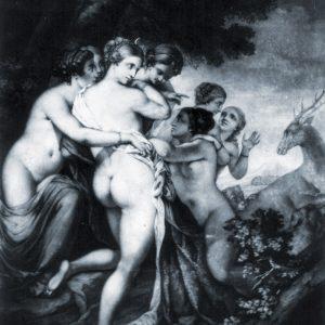 Diana und ihre Nymphen, 1801
