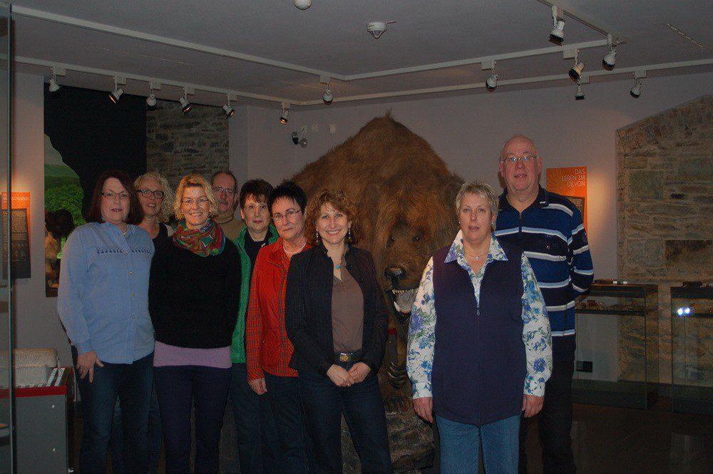 Das Museumsteam
