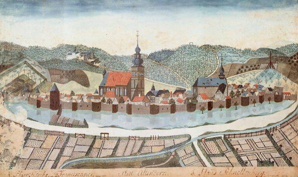 Die Stadtbefestigung – Marktgeschrei – Dauerausstellung - suedsauerlandmuseum - attendorn